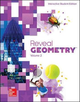 portada Reveal Geometry, Interactive Student Edition, Volume 2 (Merrill Geometry) (libro en Inglés)