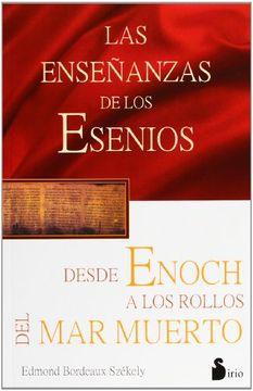 portada Enseñanzas de los Esenios Desde Enoch