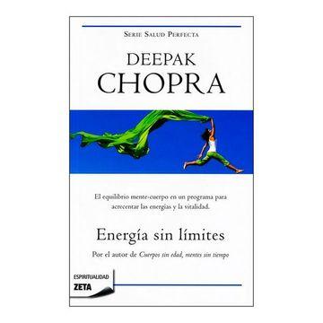 portada Energia sin Limites (Bolsillo Zeta)