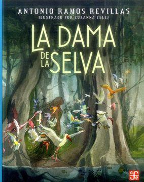 portada La Dama de la Selva