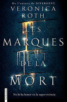 portada Les marques de la mort (Catalan Edition)