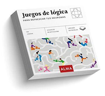 portada Juegos de Lógica Para Refrescar tus Neuronas