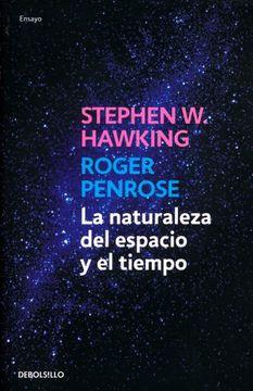 portada Naturaleza del Espacio y el Tiempo, la