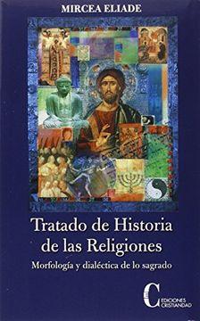 portada TRATADO DE HISTORIA DE LAS RELIGIONES