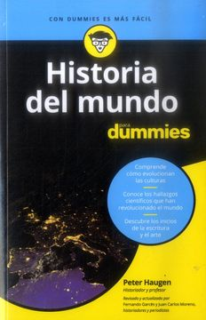 portada Historia del Mundo Para Dummies