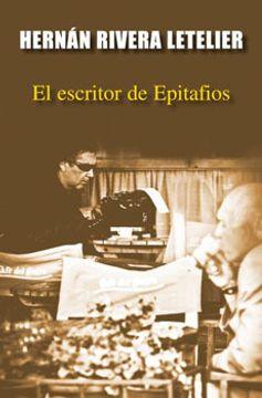 portada Escritor de Epitafios, el - pdl