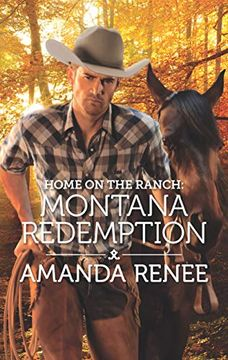 portada Home on the Ranch: Montana Redemption (Home on the Ranch: Saddle Ridge, Montana) (libro en Inglés)