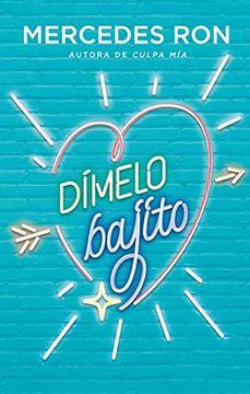 portada Dímelo Bajito
