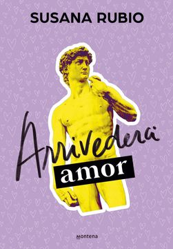 portada Arrivederci, Amor (en Roma 1)