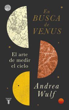 portada En Busca de Venus: El Arte de Medir el Cielo