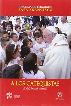 portada A los Catequistas