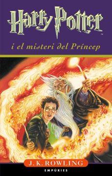 portada Harry Potter i el Misteri del Príncep