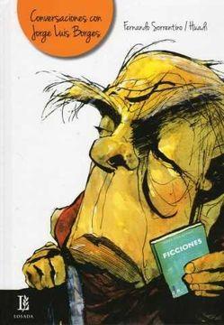 portada Conversaciones con Jorge Luis Borges