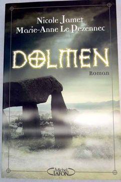 portada Dolmen