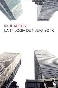 portada La Trilogia de Nueva York - Booket