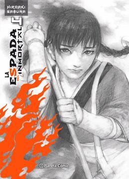 portada La Espada del Inmortal Kanzenban nº 04/15