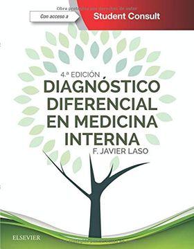 portada Diagnóstico Diferencial en Medicina Interna (4ª Ed. )