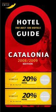 portada Hotel Guide, The best 50 hotels, Catalonia: 1