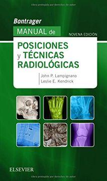 portada Manual de Posiciones y Tecnicas Radiologicas