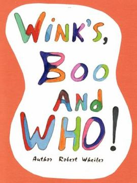 portada wink's, boo, and who!