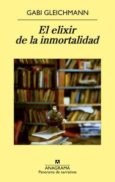 portada El Elixir de la Inmortalidad