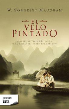 portada El Velo Pintado (Best Seller Zeta Bolsillo)