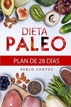 portada Dieta Paleo: Plan de 28 Días