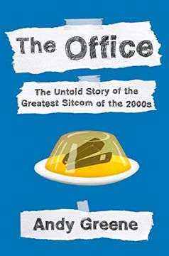 portada The Office: The Untold Story of the Greatest Sitcom of the 2000S: An Oral History (libro en Inglés)