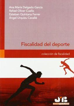 portada Fiscalidad del Deporte