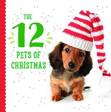 portada The Twelve Pets of Christmas (Celebrate the Season) (libro en inglés)