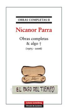 portada Obras Completas & Algo + (1975? 2006)