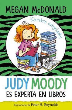 portada Judy Moody es Experta en Libros