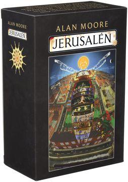 portada Jerusalén (Estuche Novela)
