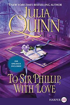 portada To Sir Phillip, With Love (Bridgertons)