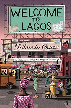 portada Welcome to Lagos (libro en inglés)