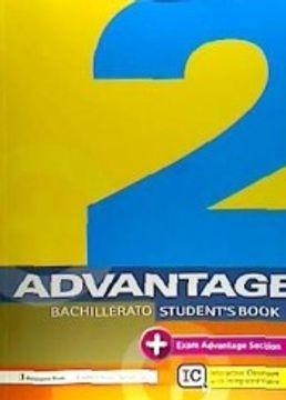 portada Advantage for Bachillerato 2 alum (libro en inglés)
