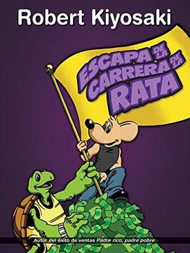 portada Escape de la Carrera de la Rata