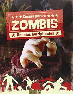 portada Cocina Para Zombis