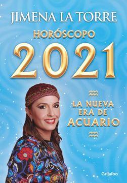portada Horoscopo 2021 - la Nueva era de Acuario