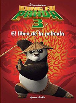 portada Kung fu Panda 3. El Libro de la Película