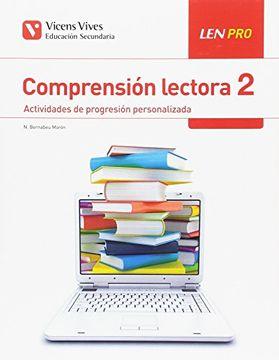 portada LEN PRO 2 COMPRENSION LECTORA: 000001