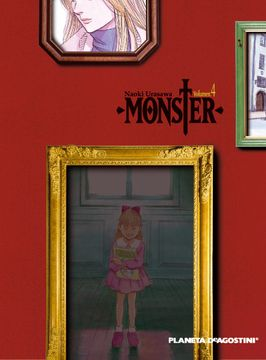 portada Monster Kanzenban nº 04