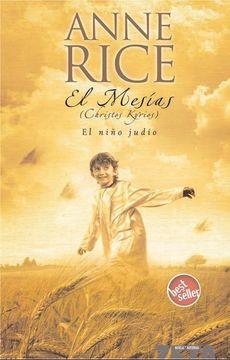 portada El Mesias. El Niño Judio (Best Seller Zeta Bolsillo)
