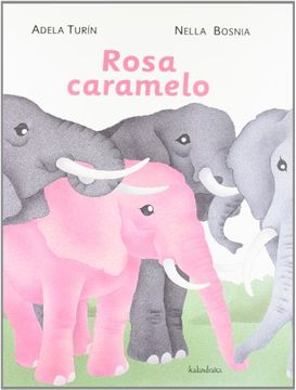 portada Rosa Caramelo