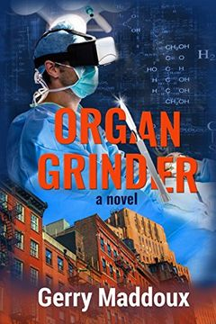 portada Organ Grinder (The Jake Bass Series) (Volume 7) (libro en inglés)