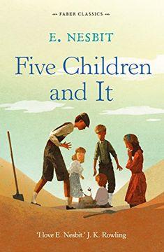 portada Five Children and It (Faber Children's Classics)