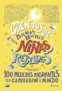 portada Cuentos de Buenas Noches 3 Para Niñas Rebeldes