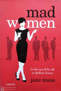 portada MAD WOMEN (LUMEN)