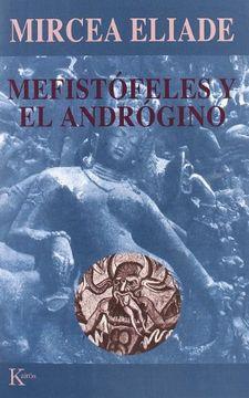 portada Mefistofeles y el Androgino