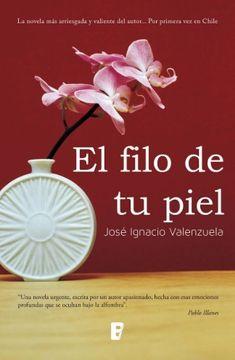portada EL FILO DE TU PIEL .